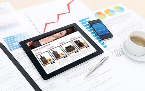 online store web designer