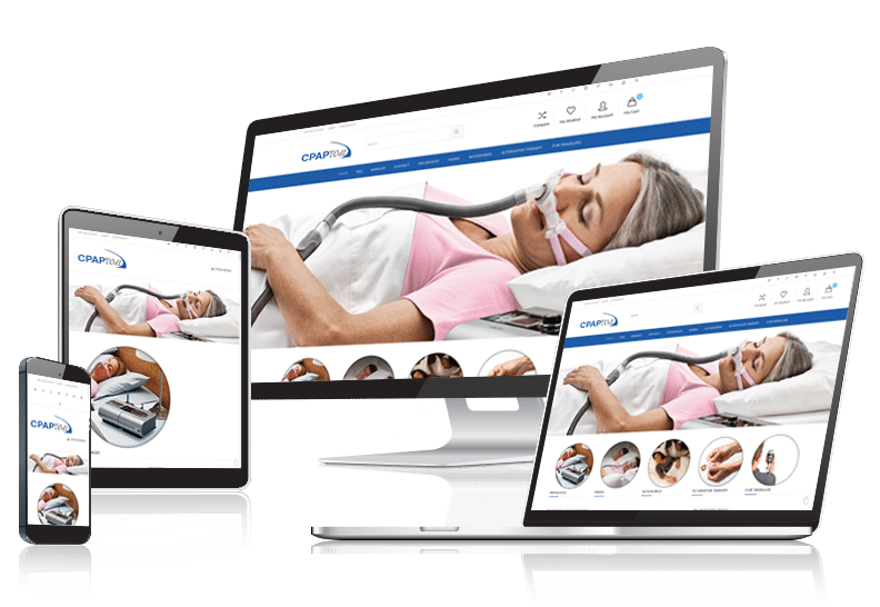 Ecommerce site designer