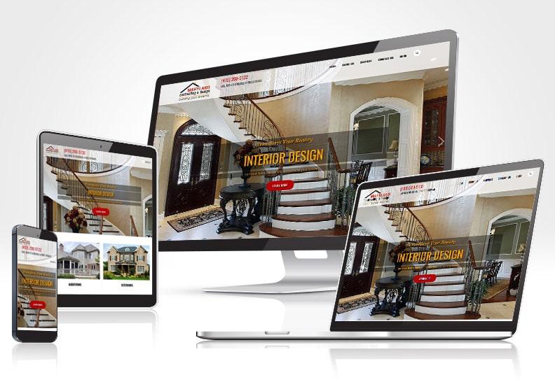 Bethesda web design