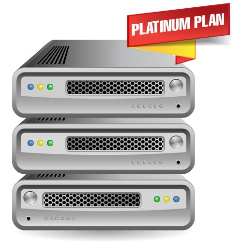 Platinum Web Hosting Plan