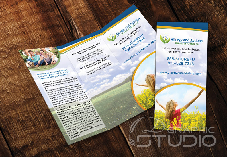 brochure design ideas