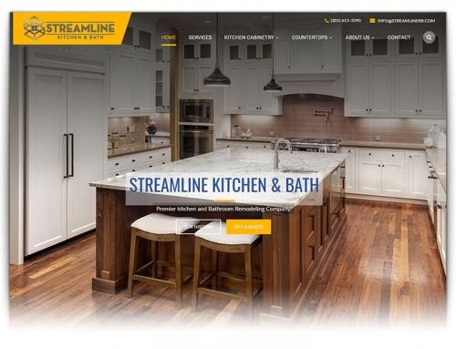 Streamline Kitchen and Bath